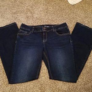New York & Company Curve Creator Jean's Size 12